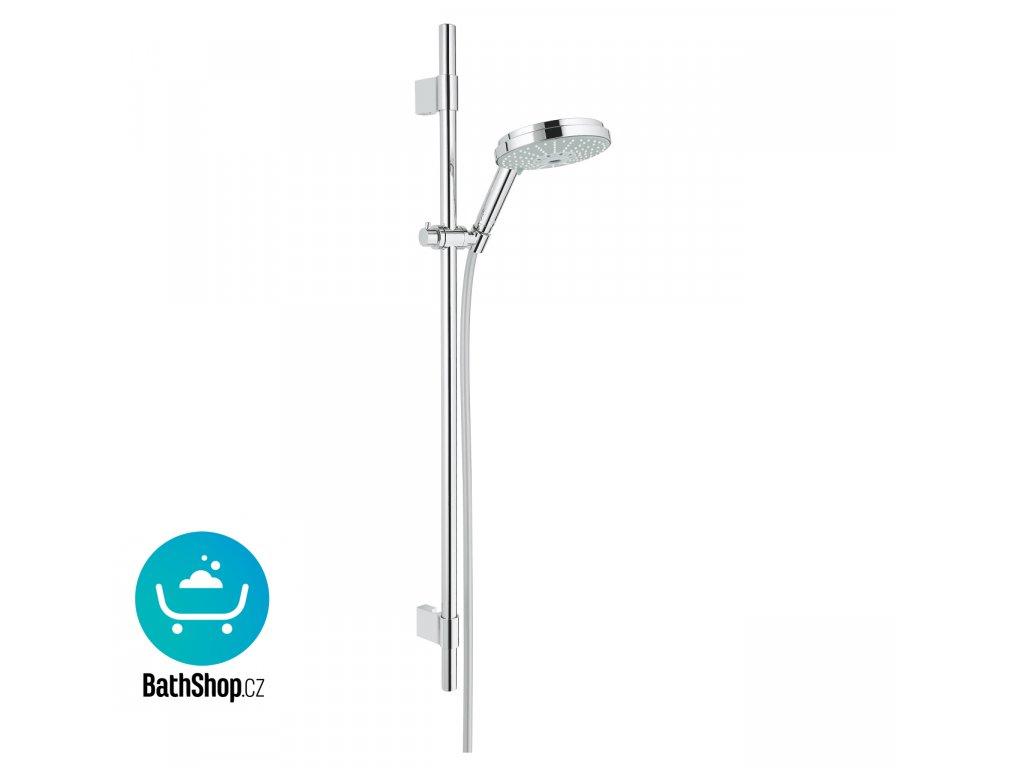 Grohe RAINSHOWER COSMOPOLITAN sprchový set s tyčí, 4 proudy, chrom - 28763001