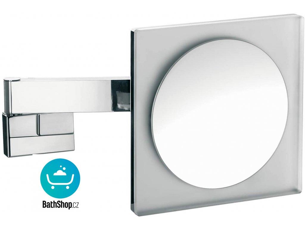 Emco LED Kosmetické zrcátko 5x zvětšení, skrytý kabel, chrom - 109606004