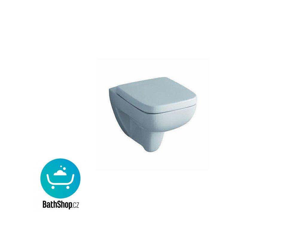 Keramag Renova. Nr.1Pl. WC záv.hl.spl.4,5/ 6l KT - 202150600