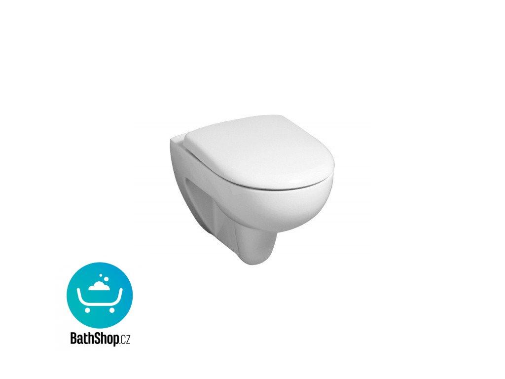 Keramag Renova Nr.1 WC záv.hl.spl.4,5/6L-bílá - 203040000