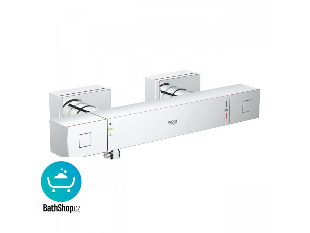 Grohe GROHTHERM CUBE Termostatická sprchová baterie, DN 15, chrom - 34488000