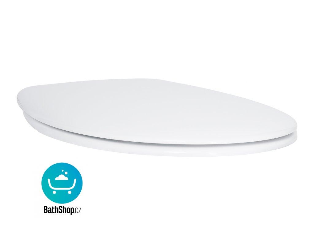 Grohe WC sedátko se sklápěním SoftClose, duroplast, bílá - 39493000