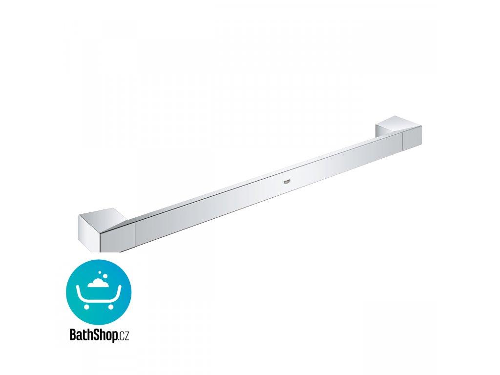 Grohe SELECTION CUBE Grip bar/towel bar, chrom - 40807000