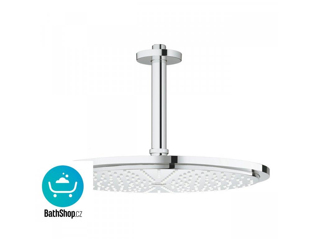 Grohe RAINSHOWER COSMOPOLITAN METAL Hlavová sprcha set stropní 142 mm, chrom - 26067000