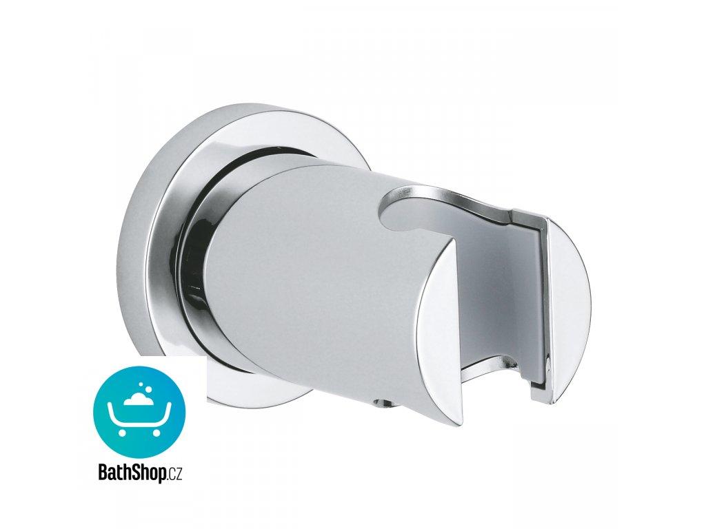 Grohe RAINSHOWER NEUTRAL Nástěnný držák sprchy, chrom - 27074000