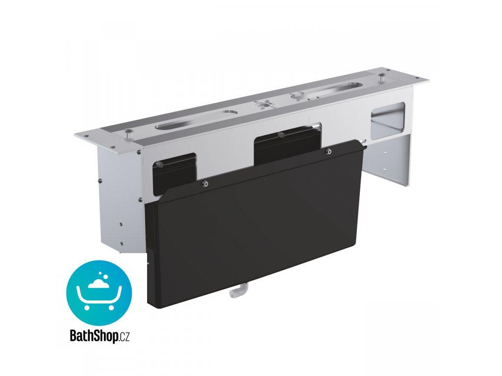 Grohe 4/5-otvorová vanová baterie - 29037000