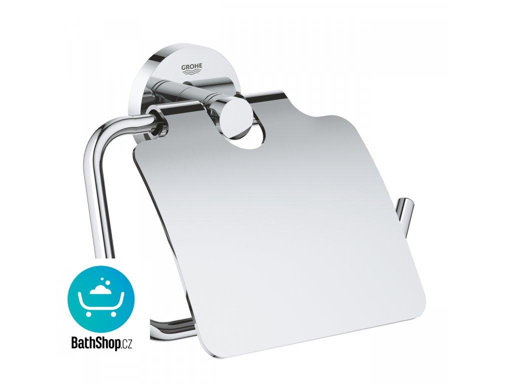Grohe ESSENTIALS NEW Držák toaletního papíru, chrom - 40367001