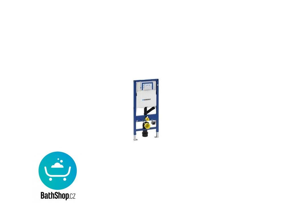 Geberit Duofix montážní prvek pro závěsné WC, 112 cm, se splachovací nádržkou pod omítku Sigma 1,  s připojením pro odsávání zápachu - 111.370.00.5