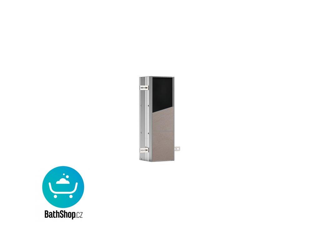 Emco WC modul ASIS PLUS vestavný pro obložení pro WC soupravu, výška 492mm - 975611009