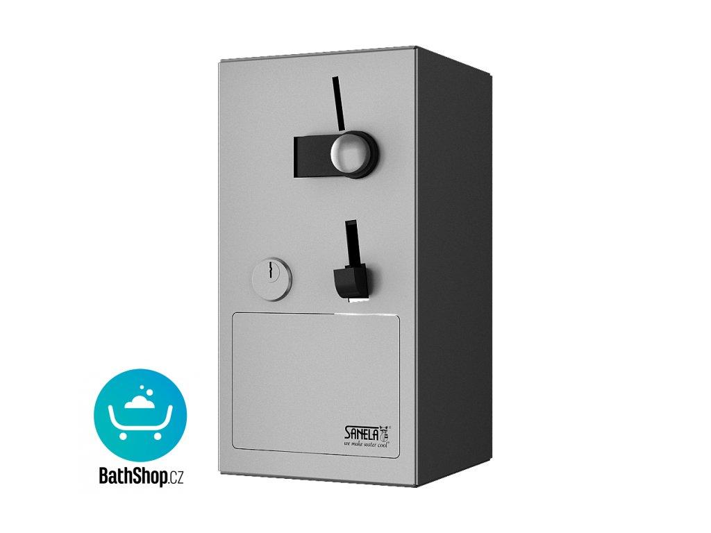 Automat pro jednu sprchu, 24 V DC, přímé ovládání