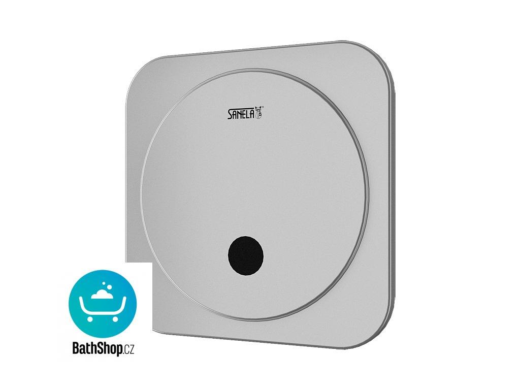 Automatické ovládání sprchy s elektronikou ALS pro jednu vodu, 24 V DC