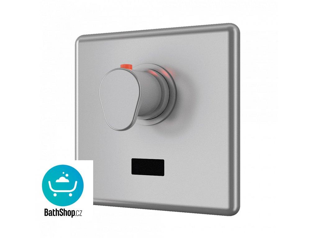 Automatické ovládání sprchy s elektronikou ALS s termostatickým ventilem pro teplou a studenou vodu, 24 V DC