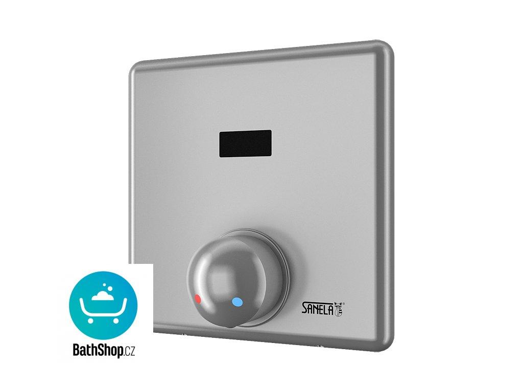 Automatické ovládání sprchy s elektronikou ALS se směšovací baterií pro teplou a studenou vodu, 6 V
