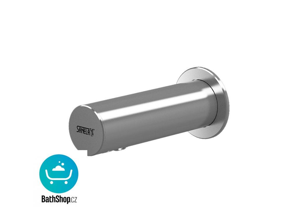 Automatický nerezový nástěnný dávkovač mýdla, 230 V AC