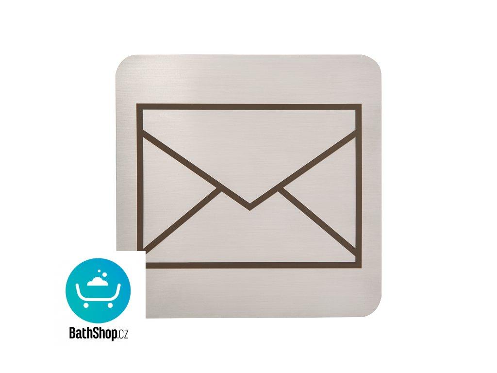 Piktogram - poštovní schránka