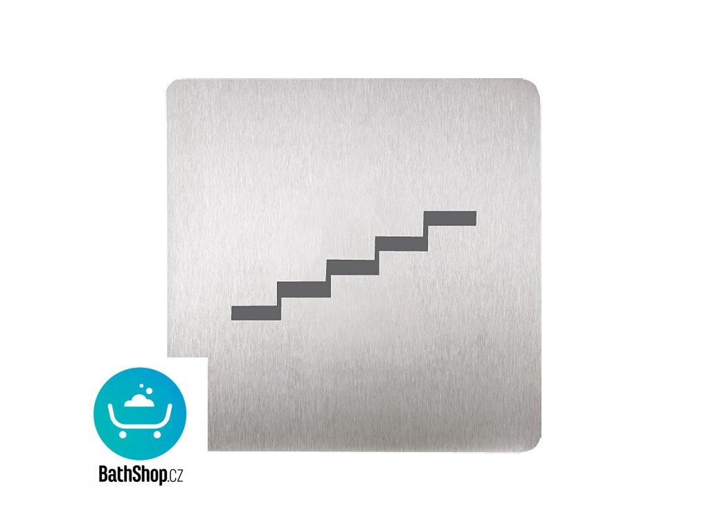 Piktogram - schody