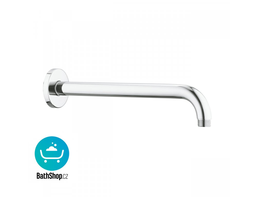 Grohe RAINSHOWER NEUTRAL Sprchové raménko 286 mm, chrom - 28576000