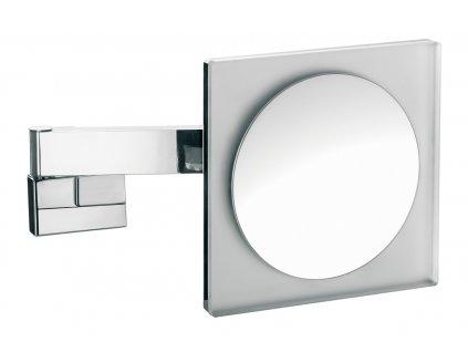 EMCO kosmetické zrcadlo s LED podsvícením, zvětš.3x, chrom - 109600124