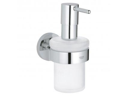 Grohe  ESSENTIALS Dávkovač tekutého mýdla, chrom - 40373000