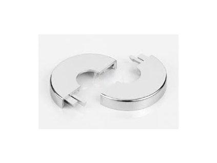 Zehnder Krytka prům. 10 mm, chrom - 853448