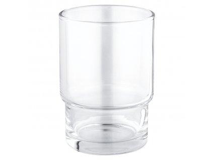 Grohe ESSENTIALS NEW Křišťálová sklenička, chrom - 40372001