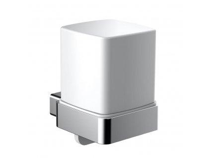 Emco LOFT dávkovač mýdla satin, chrom - 052100103
