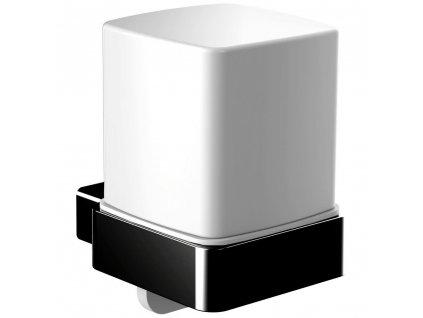 Emco LOFT dávkovač mýdla, černý - 052113303