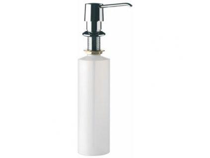 ECMO zápustný dávkovač tekutého mýdla SyKsem 2, chrom - 352100120