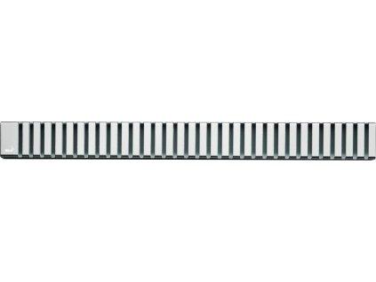 Alcaplast Rošt pro liniový podlahový žlab (nerez lesk), 950 mm - LINE-950L