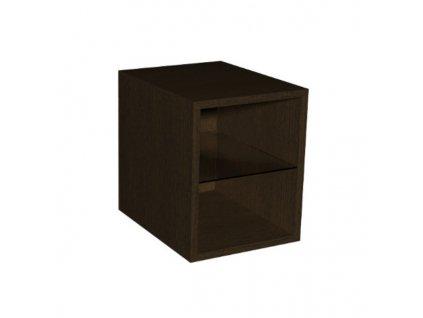 Kolo Domino 30x37x42 skříňka pravá, korpus wenge - 89258000