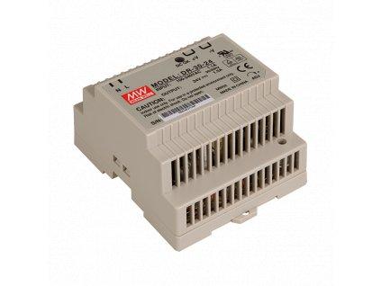 Napájecí zdroj na lištu, 85-240V AC/24V DC