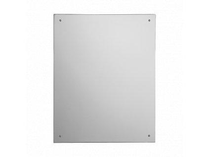 Nerezové antivandalové zrcadlo (500 x 400 mm)