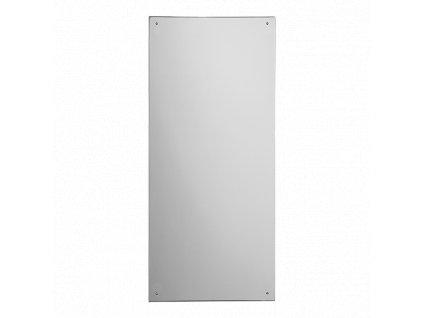 Nerezové antivandalové zrcadlo pro tělesně handicapované (900 x 400 mm)