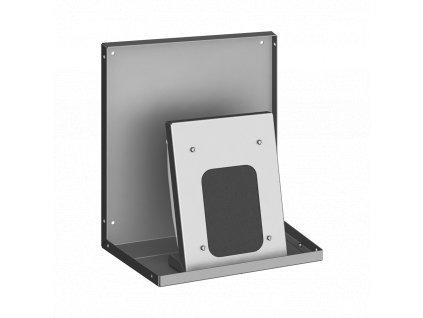 Osoušeč rukou pro umístění za zrcadlo, 230 V AC
