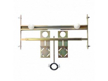 Rám určený do sádrokartonových konstrukcí pro umyvadla