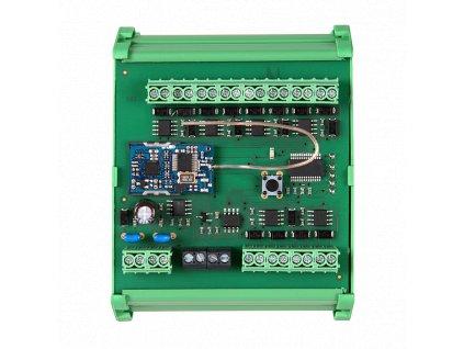 Rozdělovač elektromagnetických ventilů