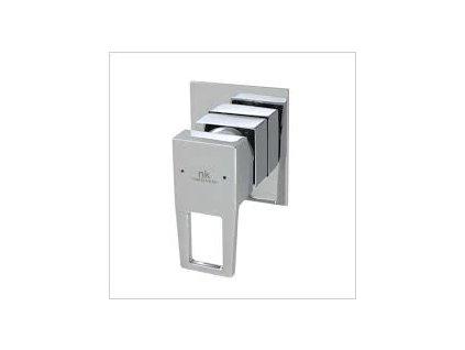 Noken Acro N Open baterie sprchová podomítková vrchní díl,chrom - 100123936