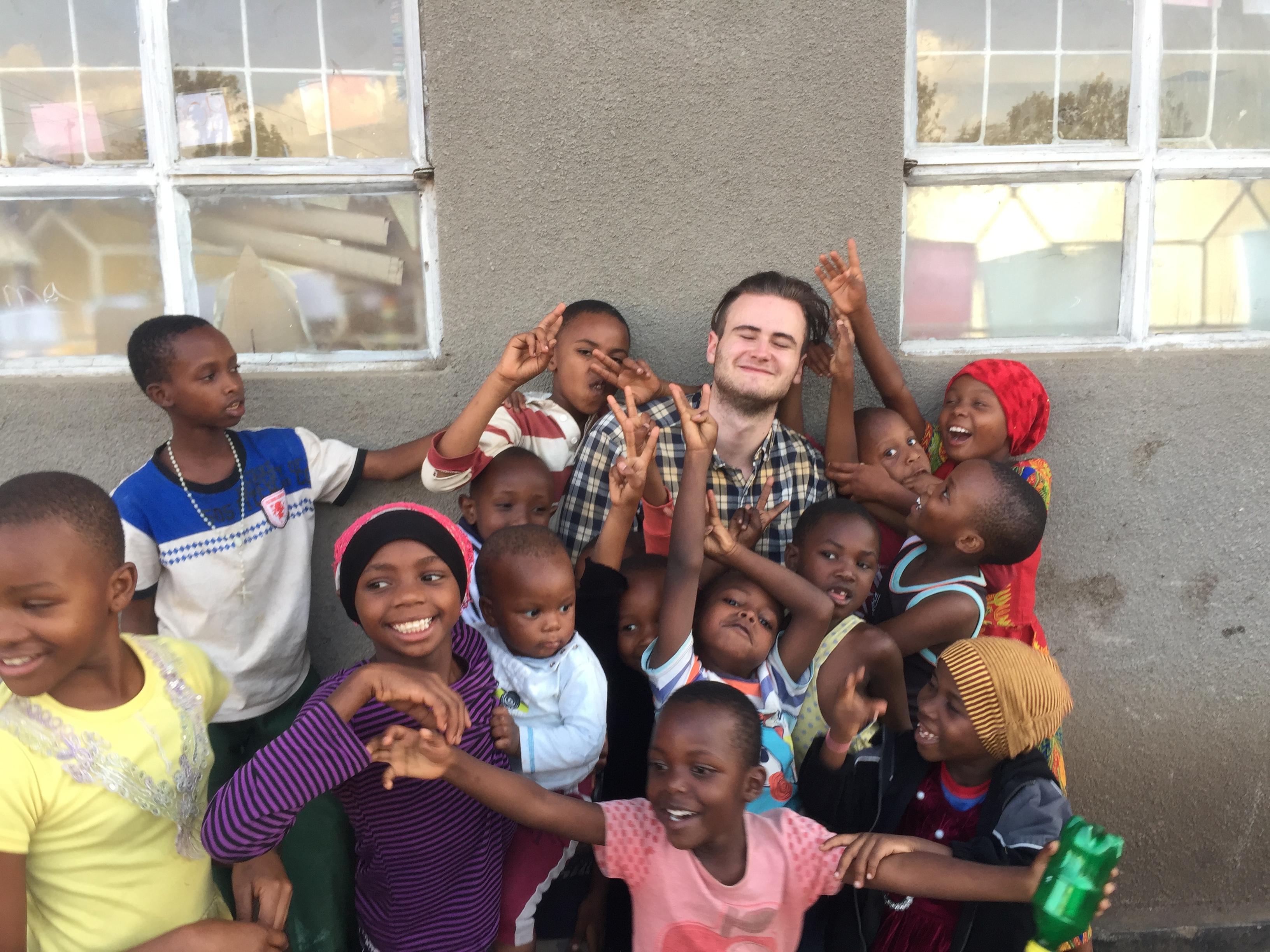 Učitelem v Tanzanii přes noc