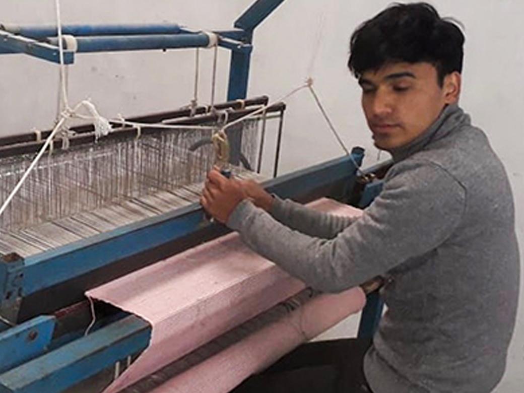 Suren je naše kontaktní osoba v Nepálu.