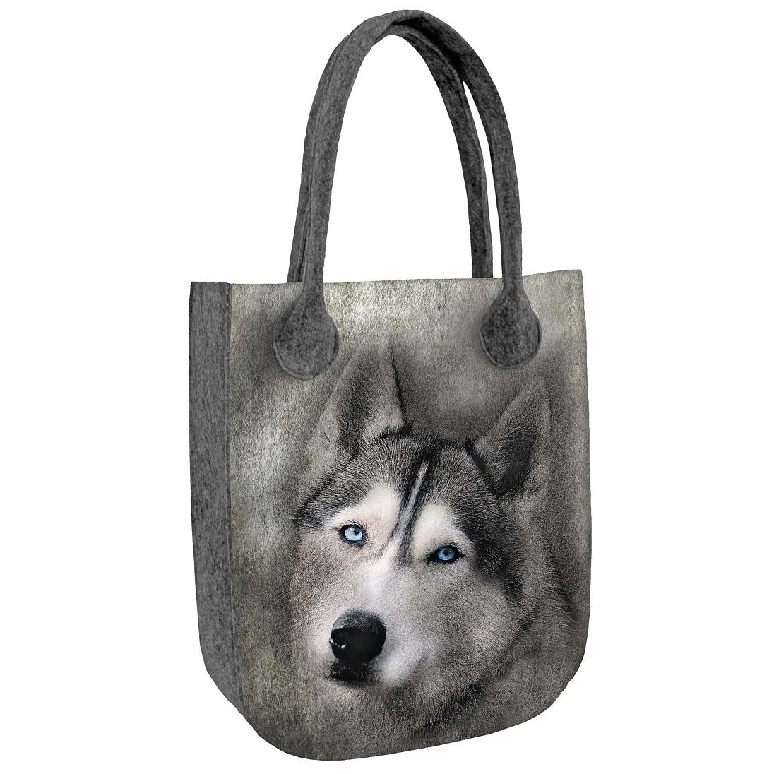 Filcové kabelky, nový fenomén...