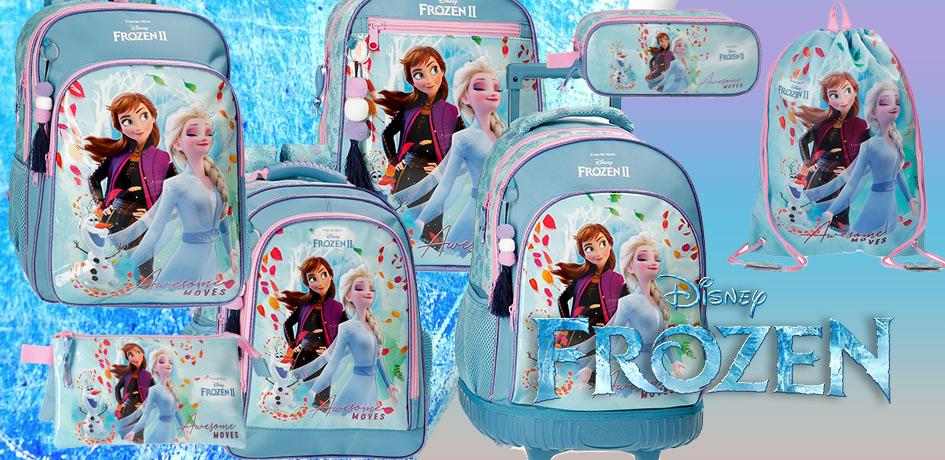 Novinky Frozen