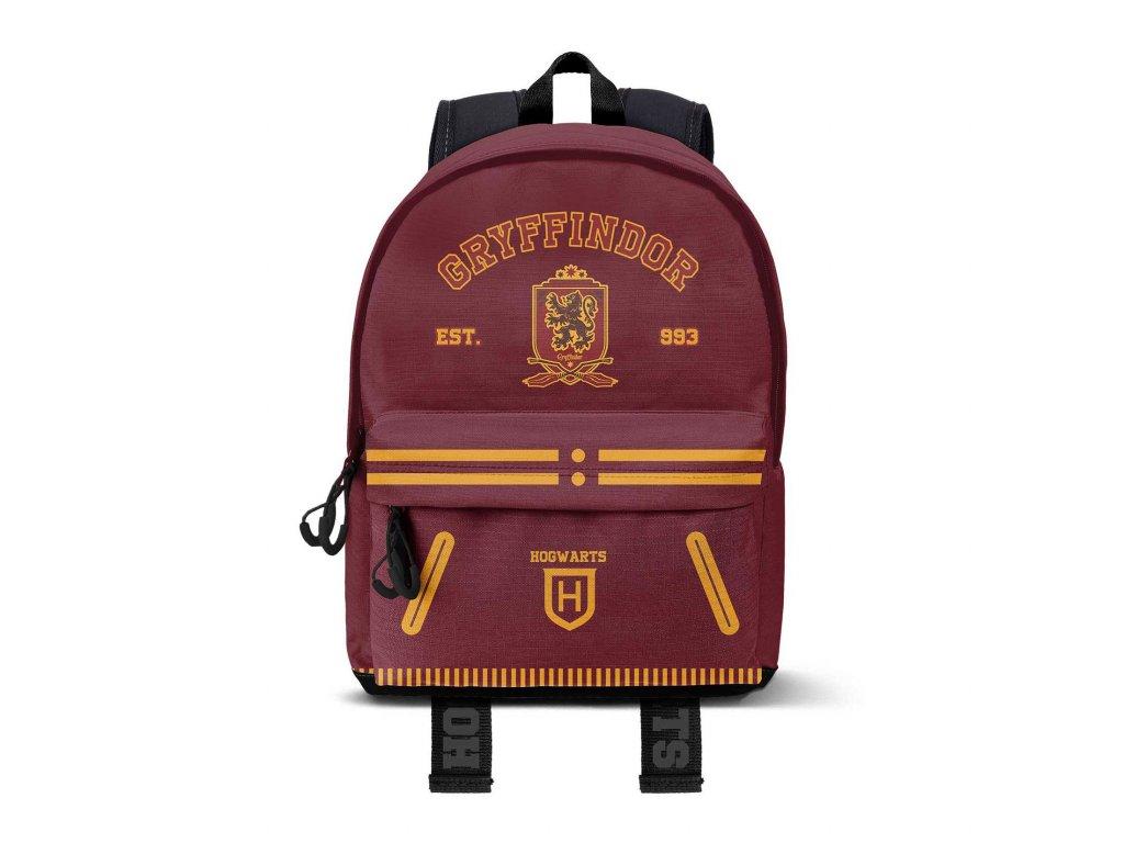 Harry Potter školský batoh Chrabromil - Gryffindor