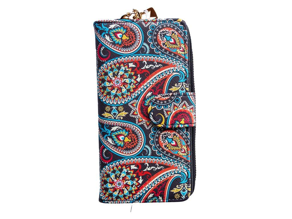 Dizajnová peňaženka Floral Mood Chehara