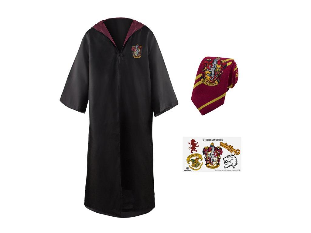 Originálny a autentický čarodejnícky plášť Harryho Pottera