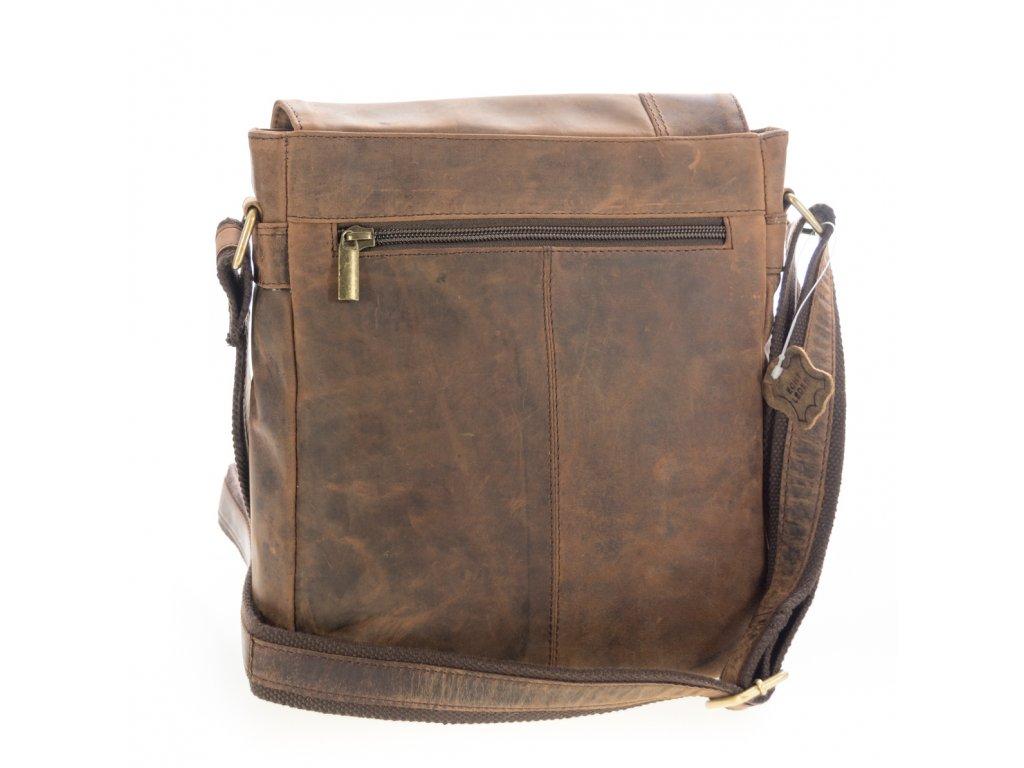 Luxusná kožená pánska taška hnedá · Luxusná kožená pánska taška hnedá ... 2c5b4a4d35d