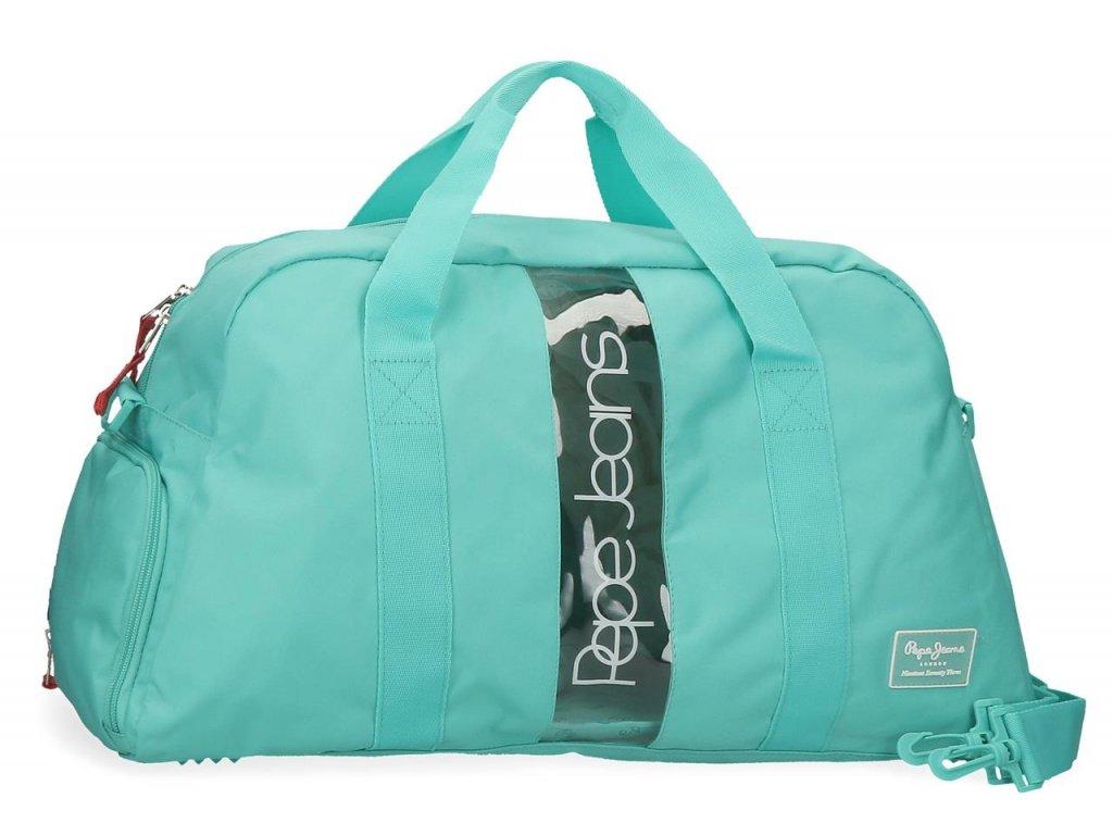Dámska cestovná taška Pepe Jeans DARIENNE