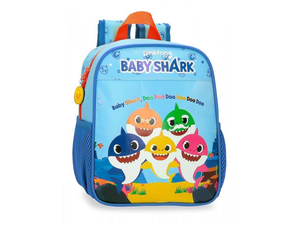Predškolský batôžtek Baby Shark Pinkfong