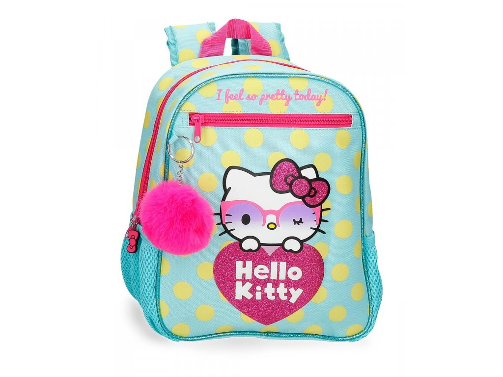 Predškolský batoh Hello Kitty 28 cm