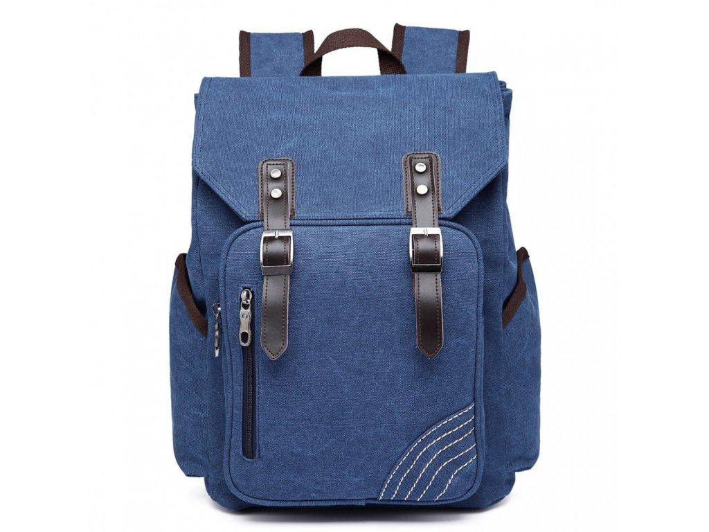 Pánsky batoh na 14/15 palcový notebook - modrý
