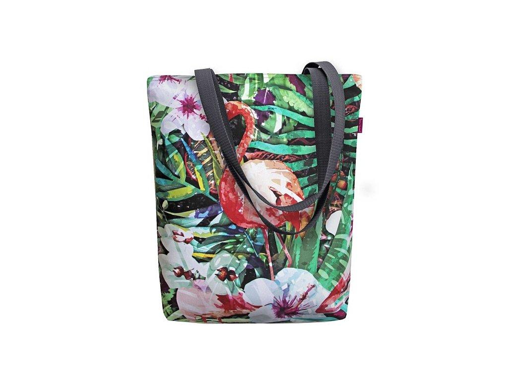 Designová taška na rameno Sunny - Džungla